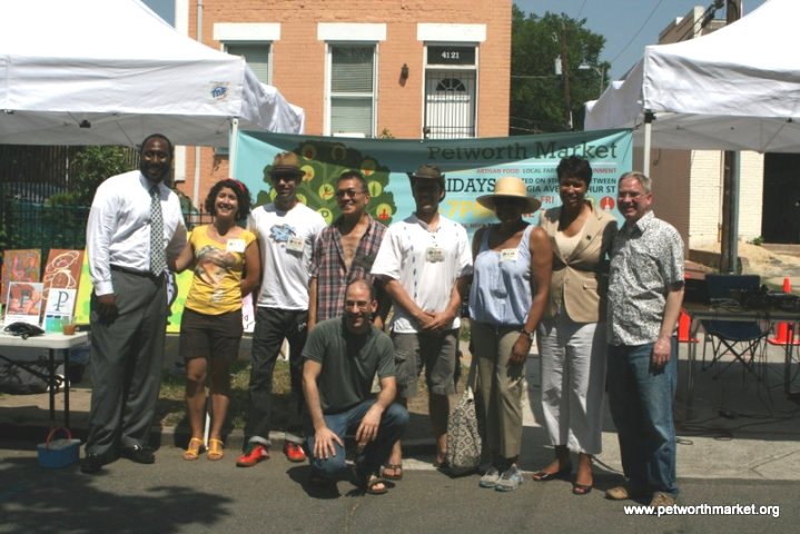 Petworth Market Opening