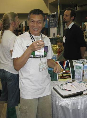 Larry Chang at Green Festival